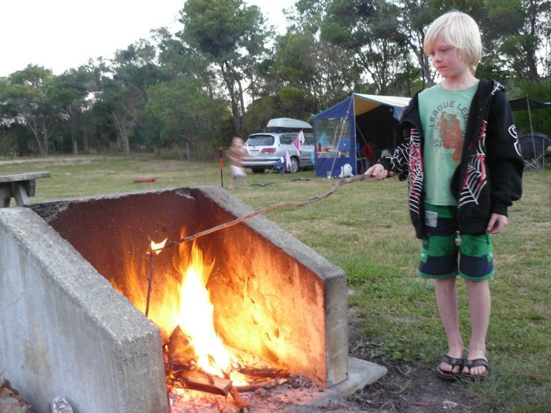 Totaranui Campground