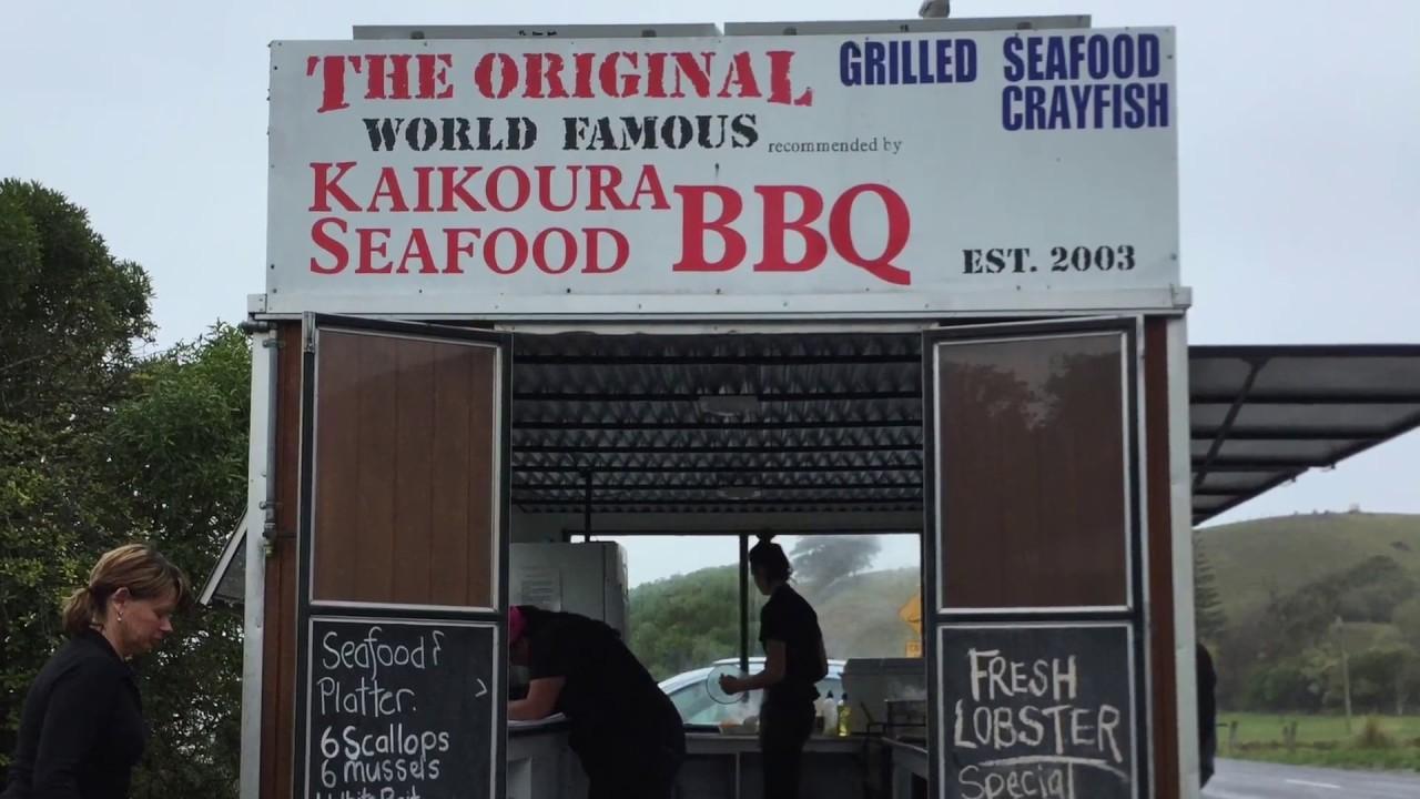 Kaikoura Seafood BBQ Kiosk