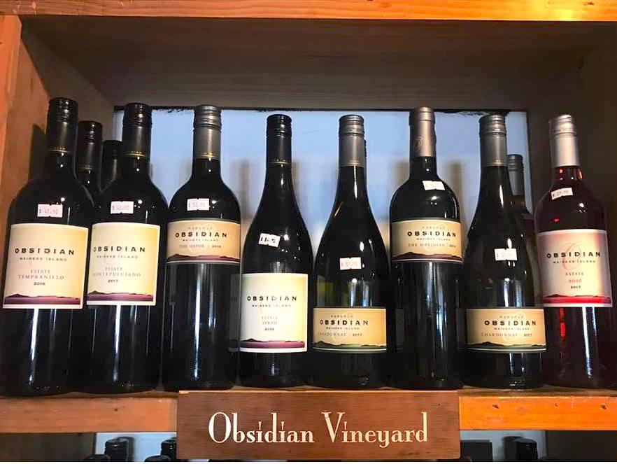 Obsidian Vineyard