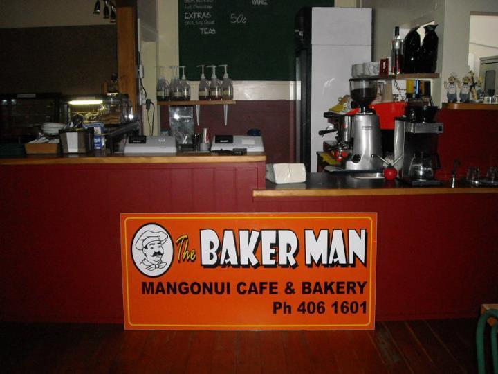 The Baker Man Cafe