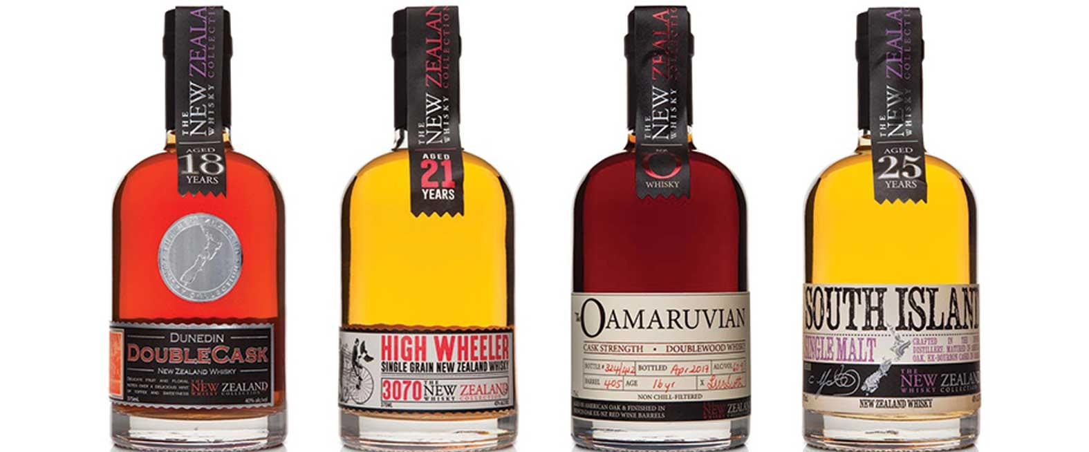 The New Zealand Whisky Collection