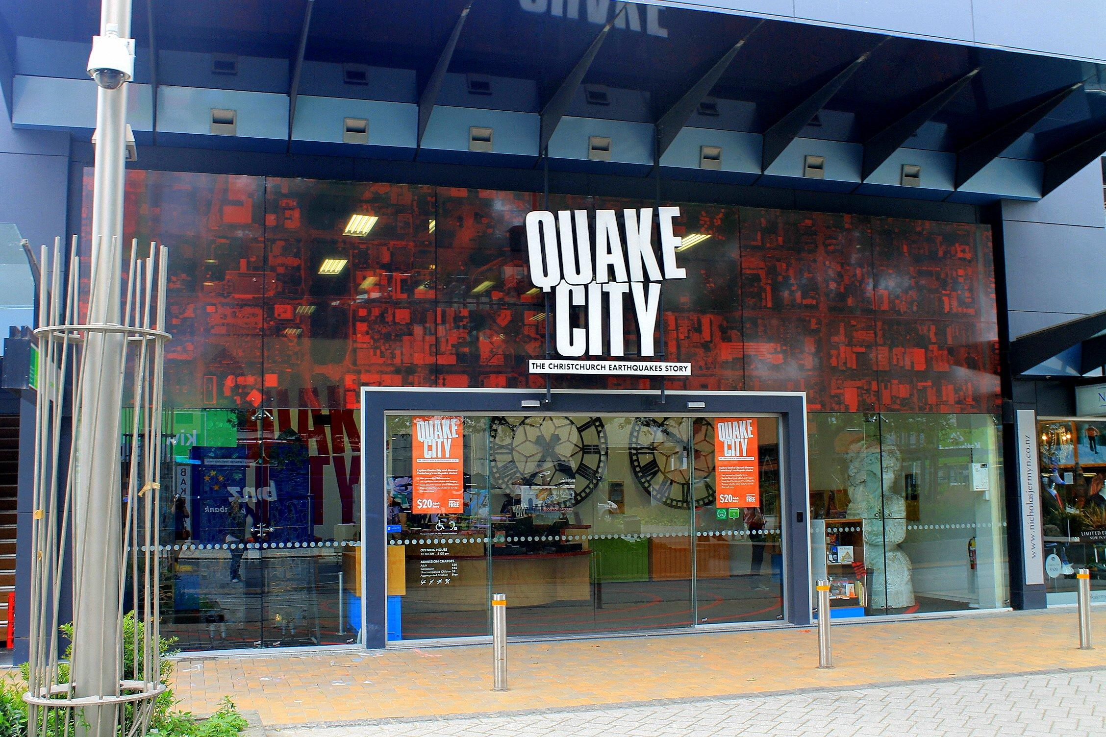 Quake City Christchurch