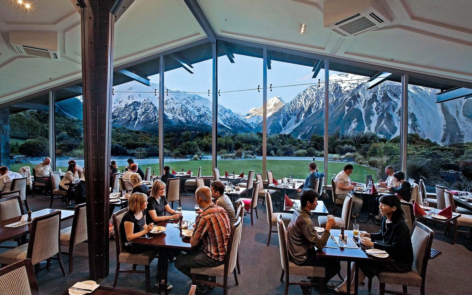 The Old Mountaineer's Cafe