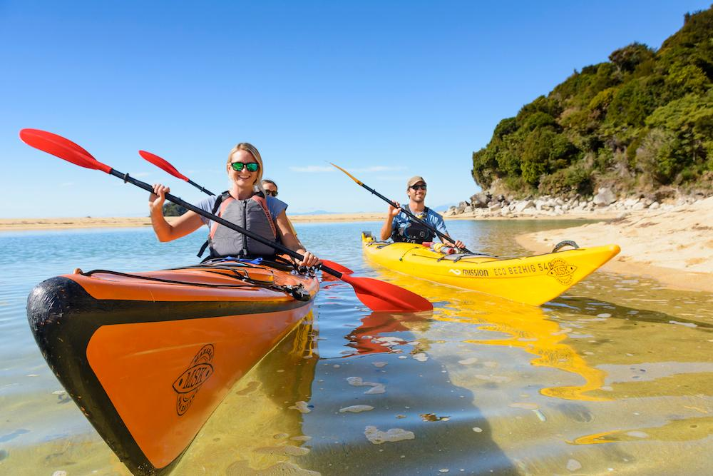 Marahau Sea Kayaks