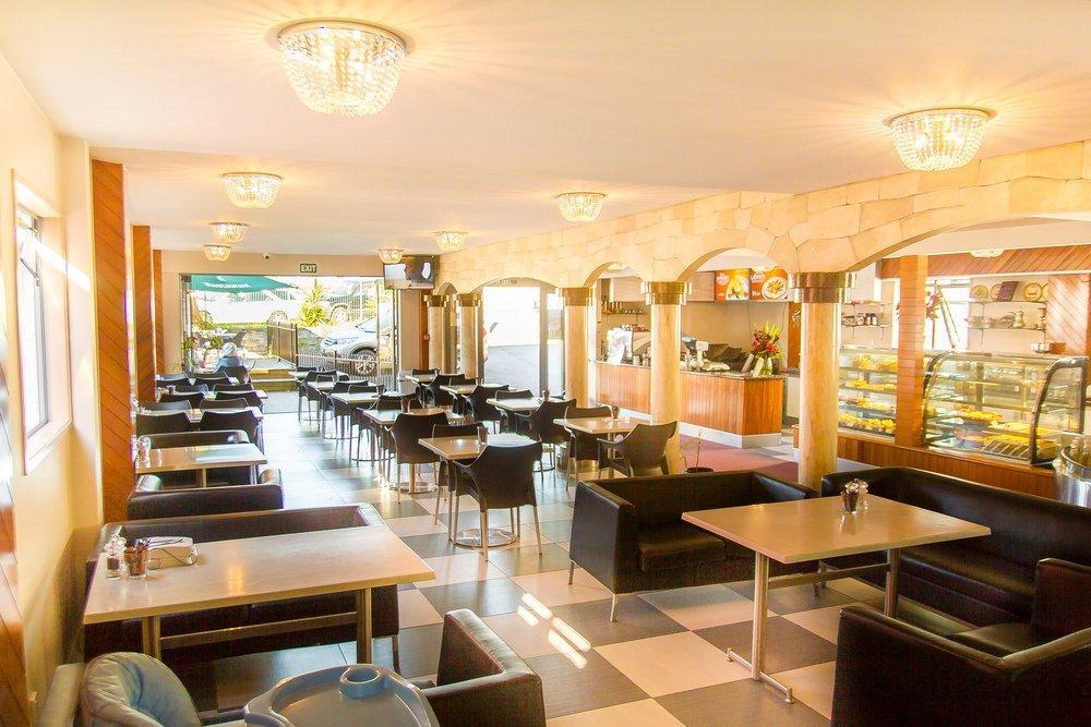 Baklawa Cafe (Shefco)