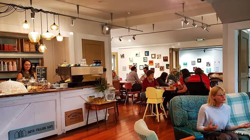 Arts Village Cafe