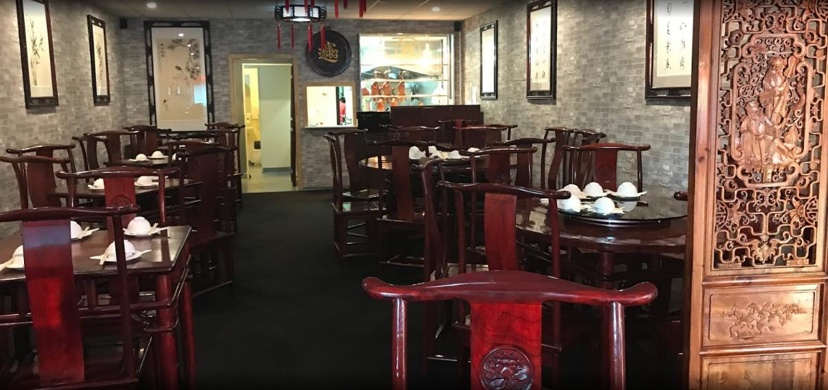The Dragon Express Restaurant