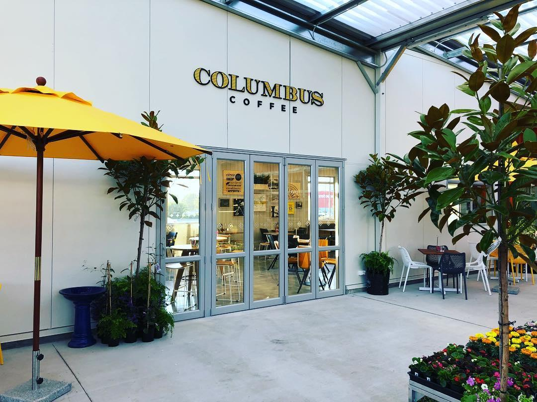 Columbus Coffee Ashburton