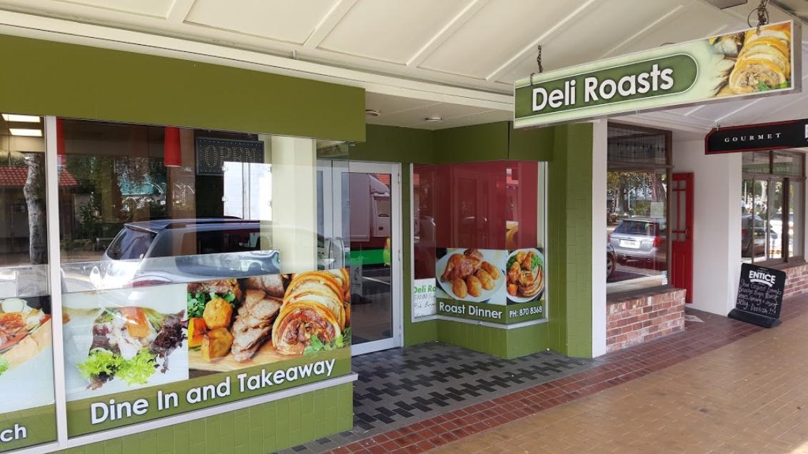 Deli Roast Takeaway And Restaurant