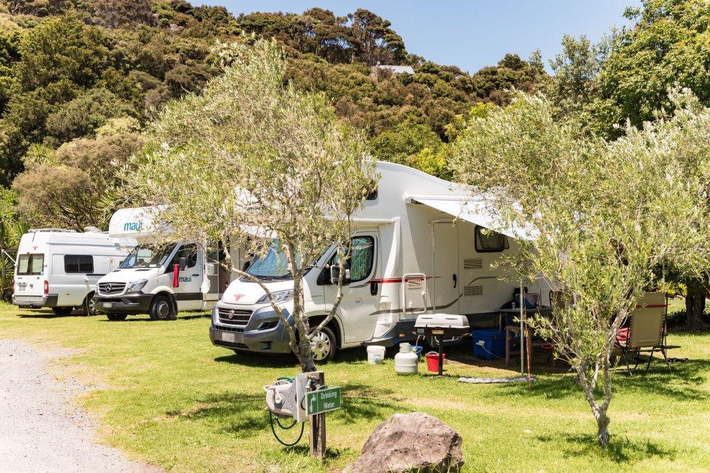 Bay of Islands Campervan Park