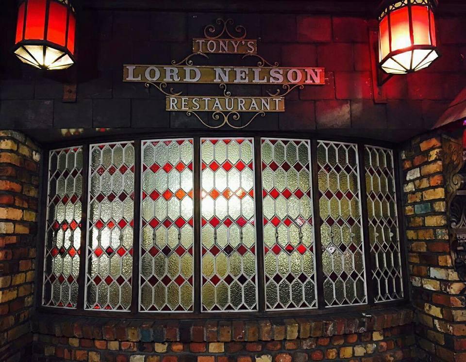 Tony's Lord Nelson Restaurant