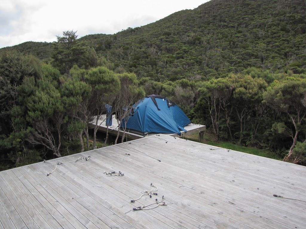 James Mackay Hut