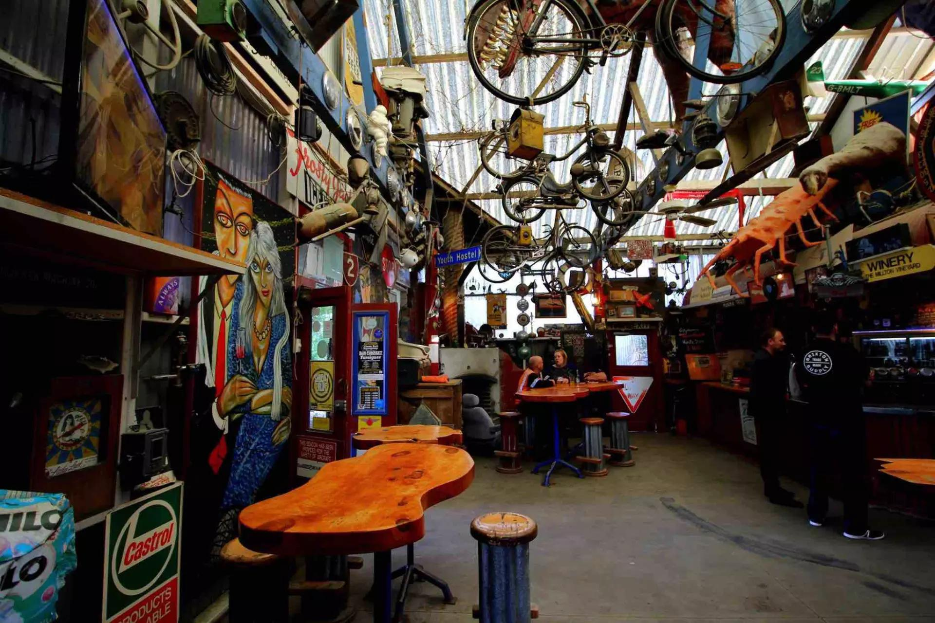 Smash Palace Bar Gisborne