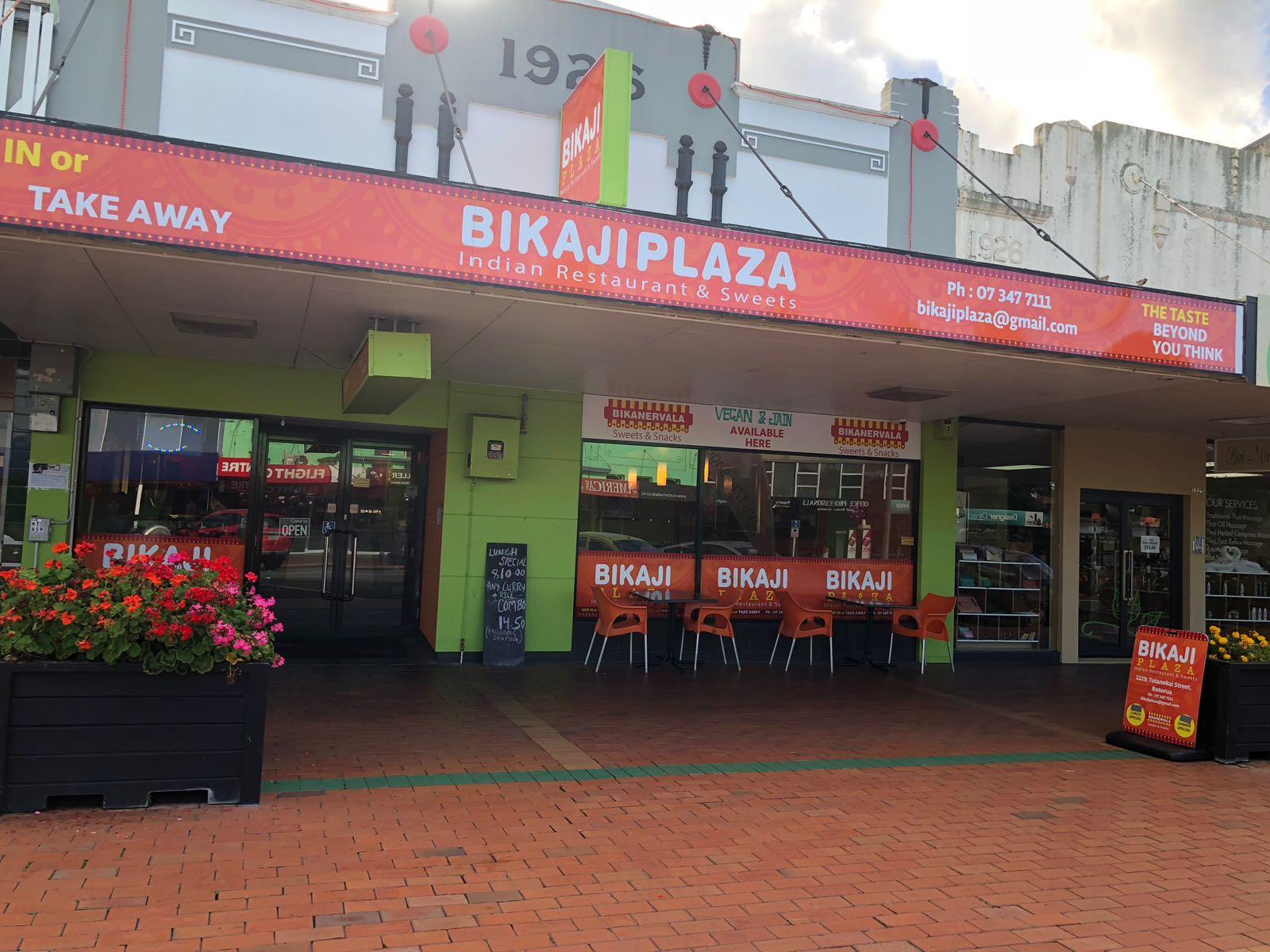 Bikaji Plaza Tauranga