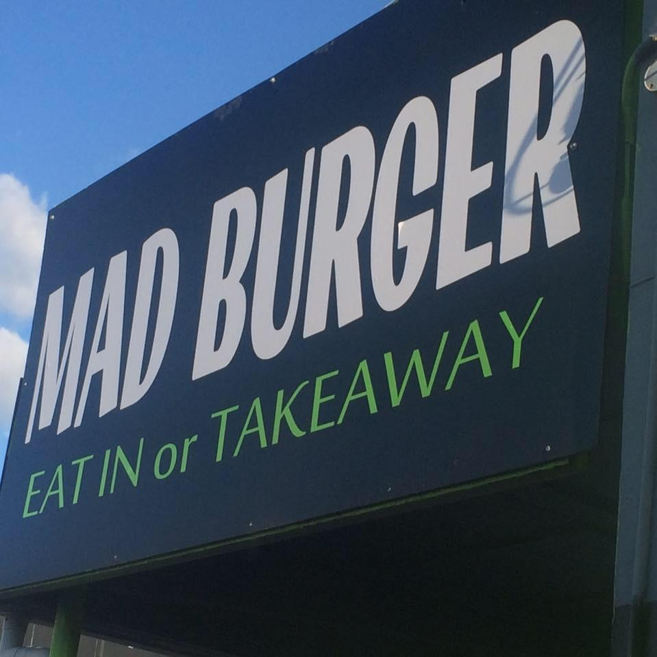 Mad Burger Thames