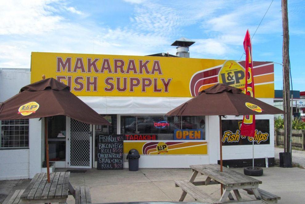 Makaraka Fish Shop