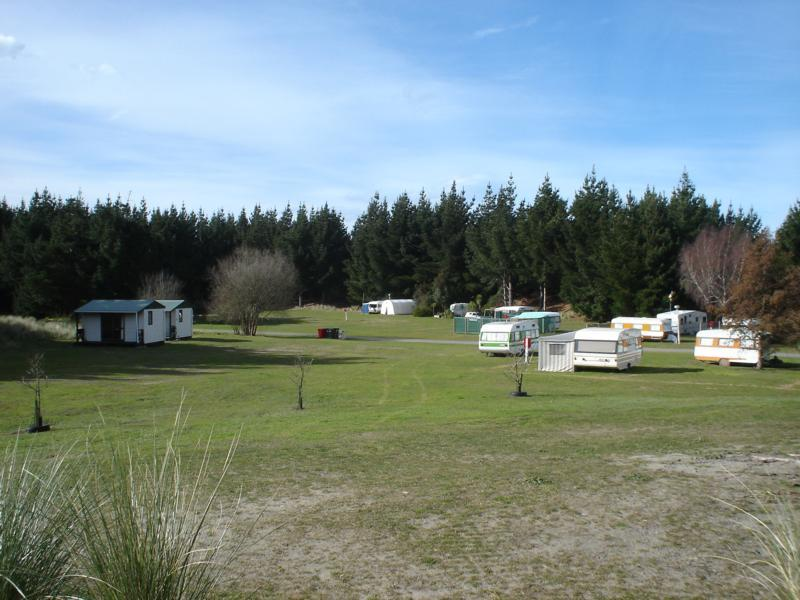 Woodend Beach Holiday Park