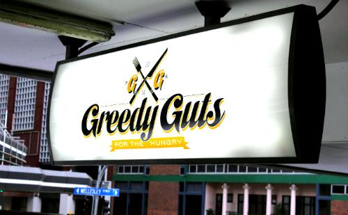 Greedy Guts Cafe