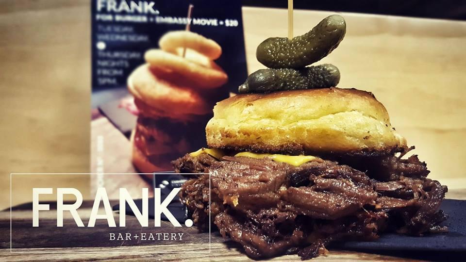 Frank Bar + Eatery