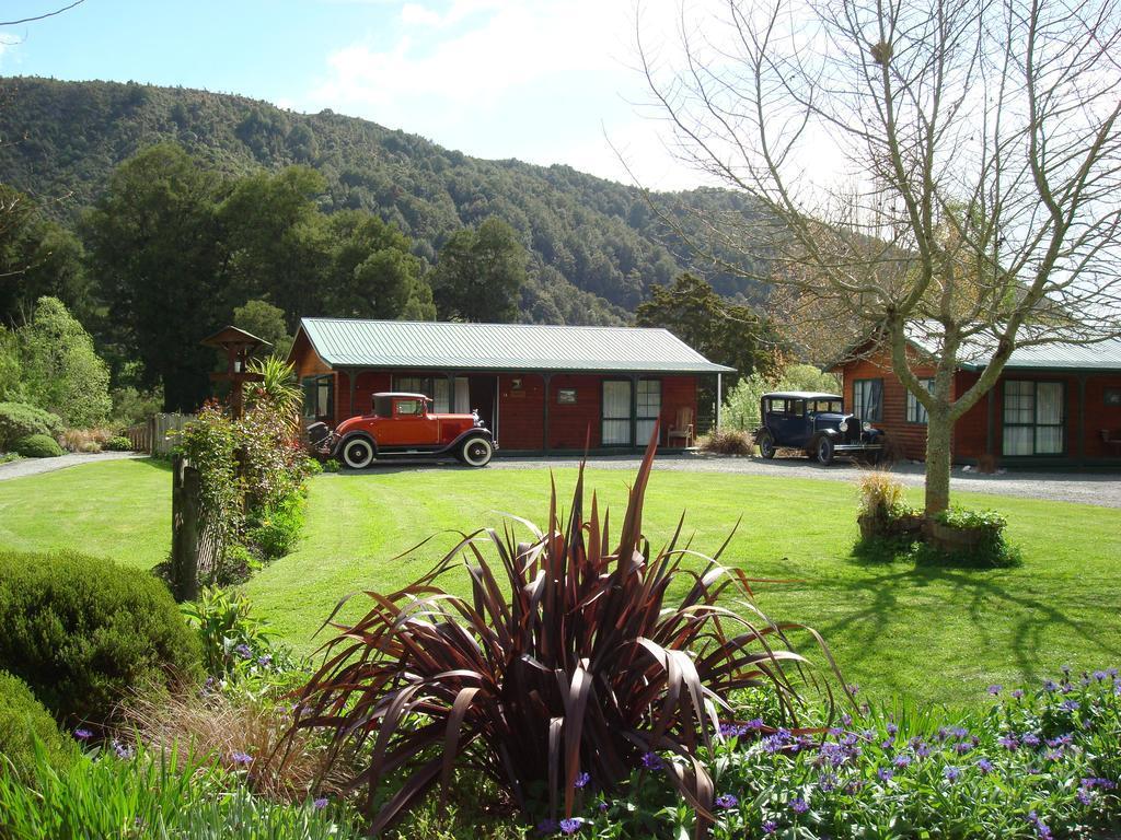 Kiwi Park Motels & Holiday Park - Murchison