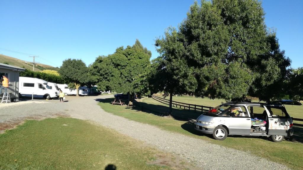 Waikari Reserve Campground
