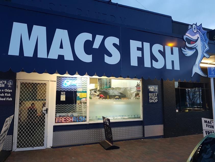 Mac's Fish Supply