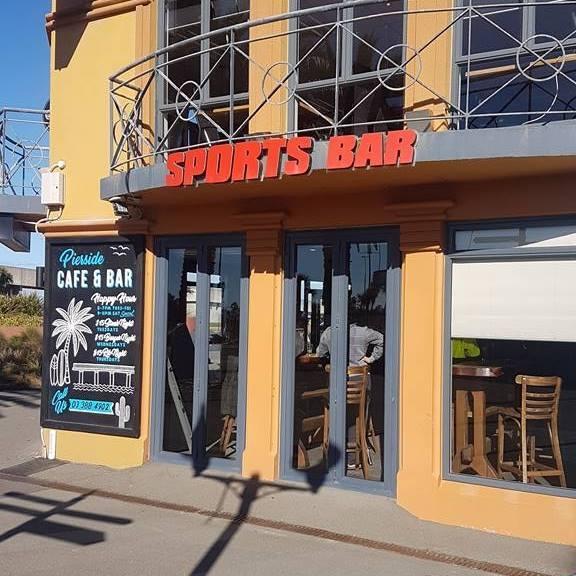 Pierside Cafe