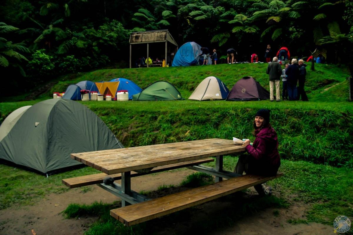 John Coull Campsite