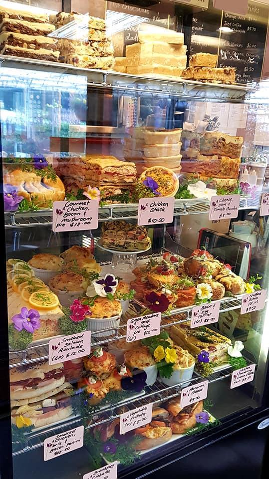 Cafe Botannix New Plymouth