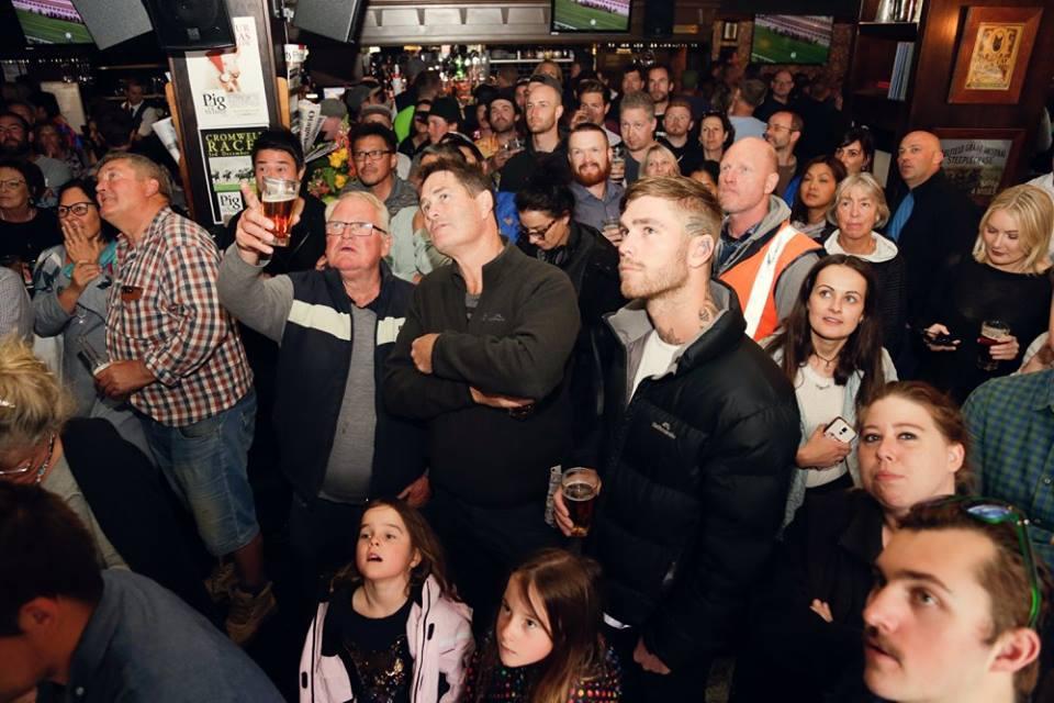 Pig & Whistle Pub Queenstown