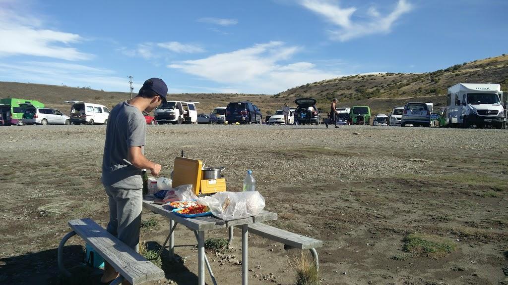 Lake McGregor Campervan Site