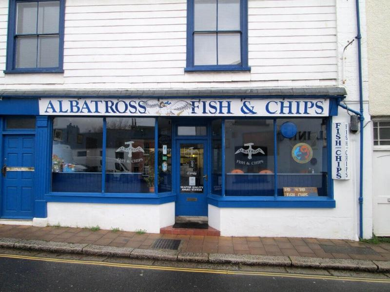 Albatross Fish Supply