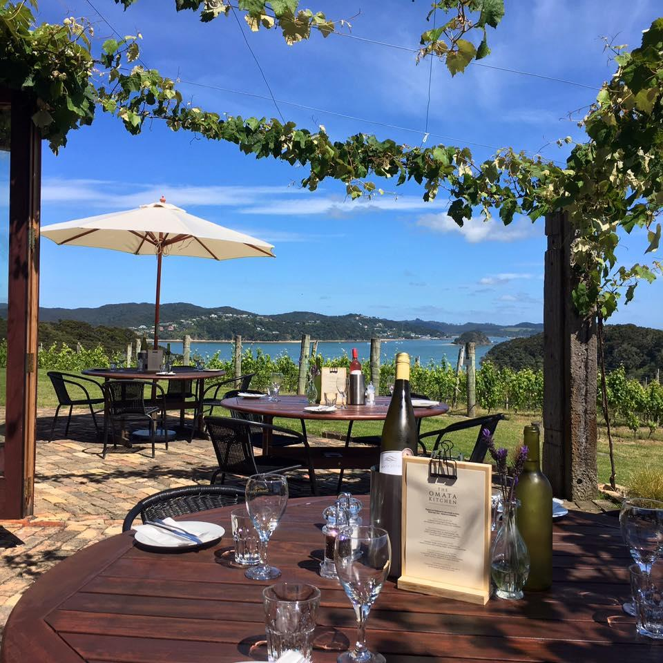 Omata Estate Vineyard & Kitchen