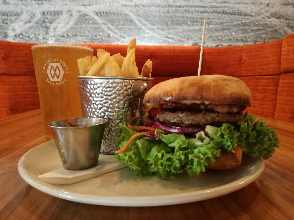 Ministry of Works Bar & Eatery