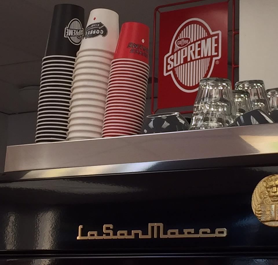 The Caffeine Bar