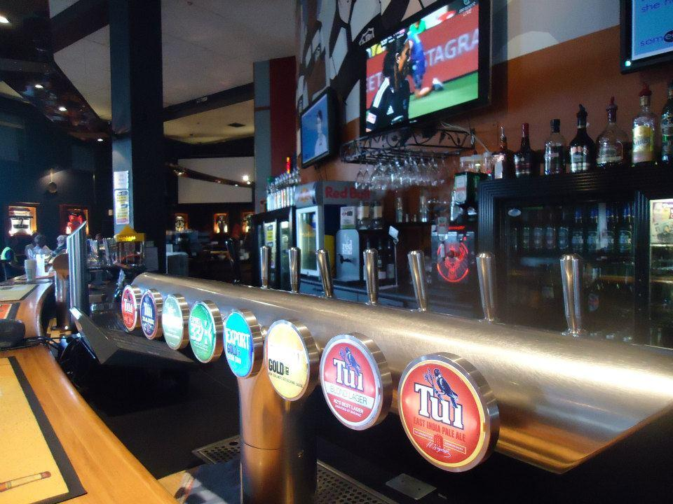 Sideline Sports Bar Napier