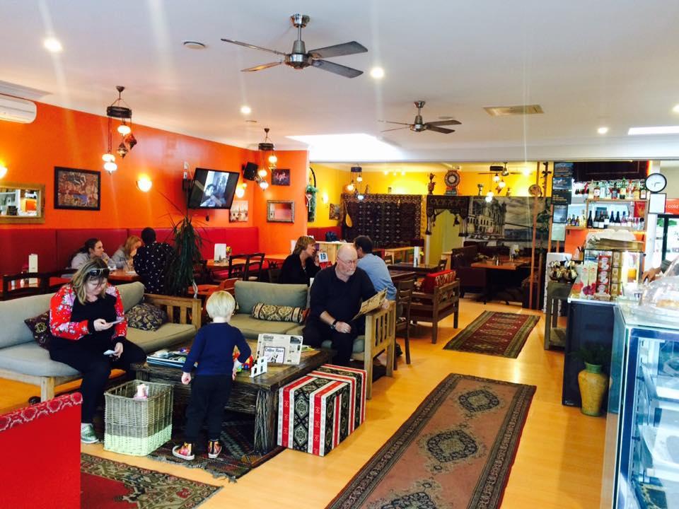 Turkuaz Cafe