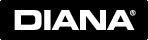 Diana Logo Black