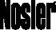 Nosler Logo Black