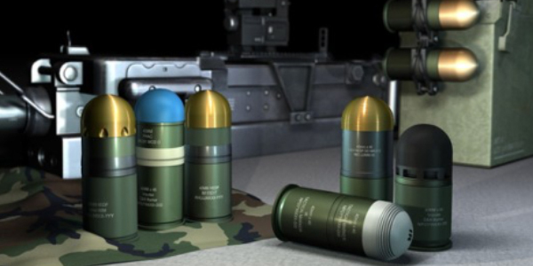 Rheinmetall 40mm