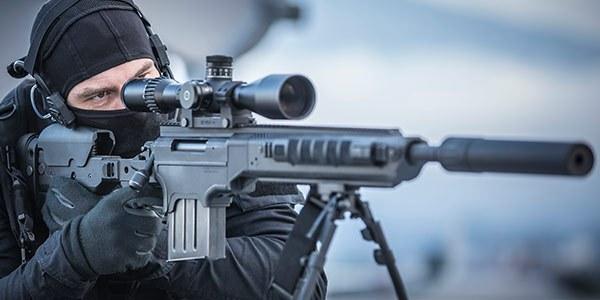 Ruag Rifle
