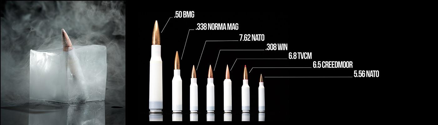 TV ammo range