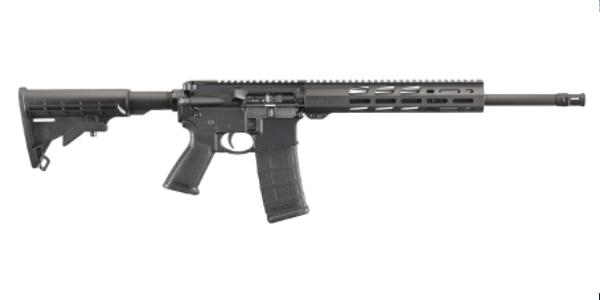 Ruger AR 556 Model 8529
