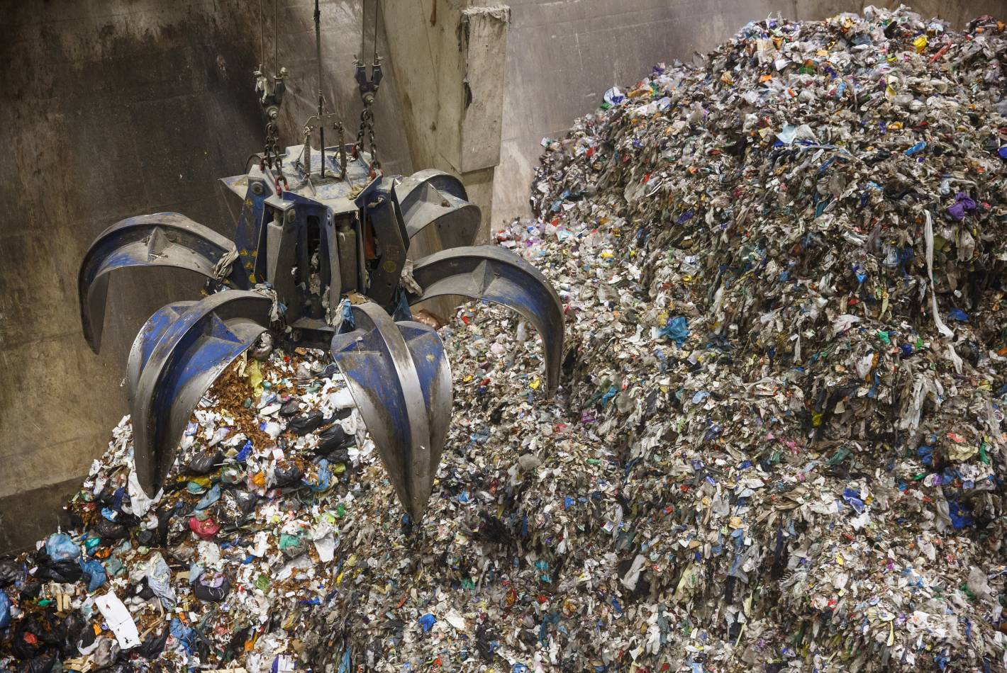 Recycling at Maryvale Mill