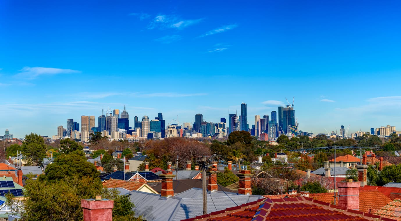 Cheap suburb in Melbourne north to buy property