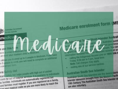 メディケア | Medicare enrolment form MS004