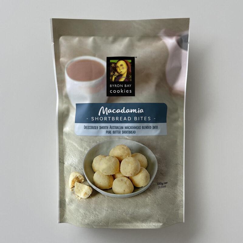 バイロンベイクッキー | Macadamia Shortbread