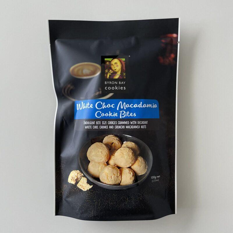 バイロンベイクッキー | White Choc Macadamia