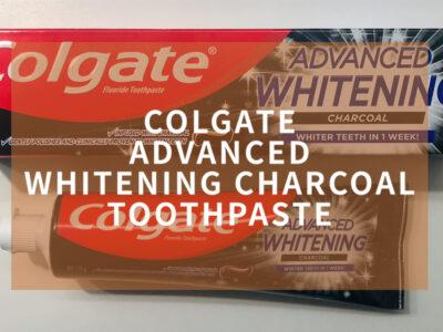 Colgate   Advanced Whitening Charcoal hero