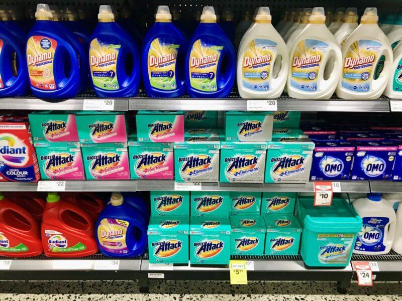 洗濯洗剤   アタック パウダー